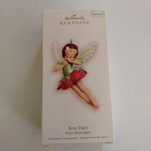Hallmark Rose Fairy